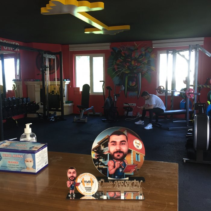 POWER GYM ( personal training Studio)